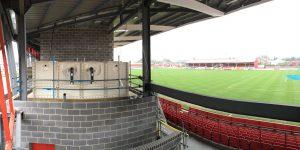 Football stadium football club