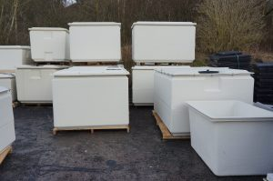 Domestic Commercial u0026 Industrial Water Storage Tanks ... & Cold Water Storage Tanks Manufactured from GRP