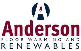 Anderson Floor Warming logo