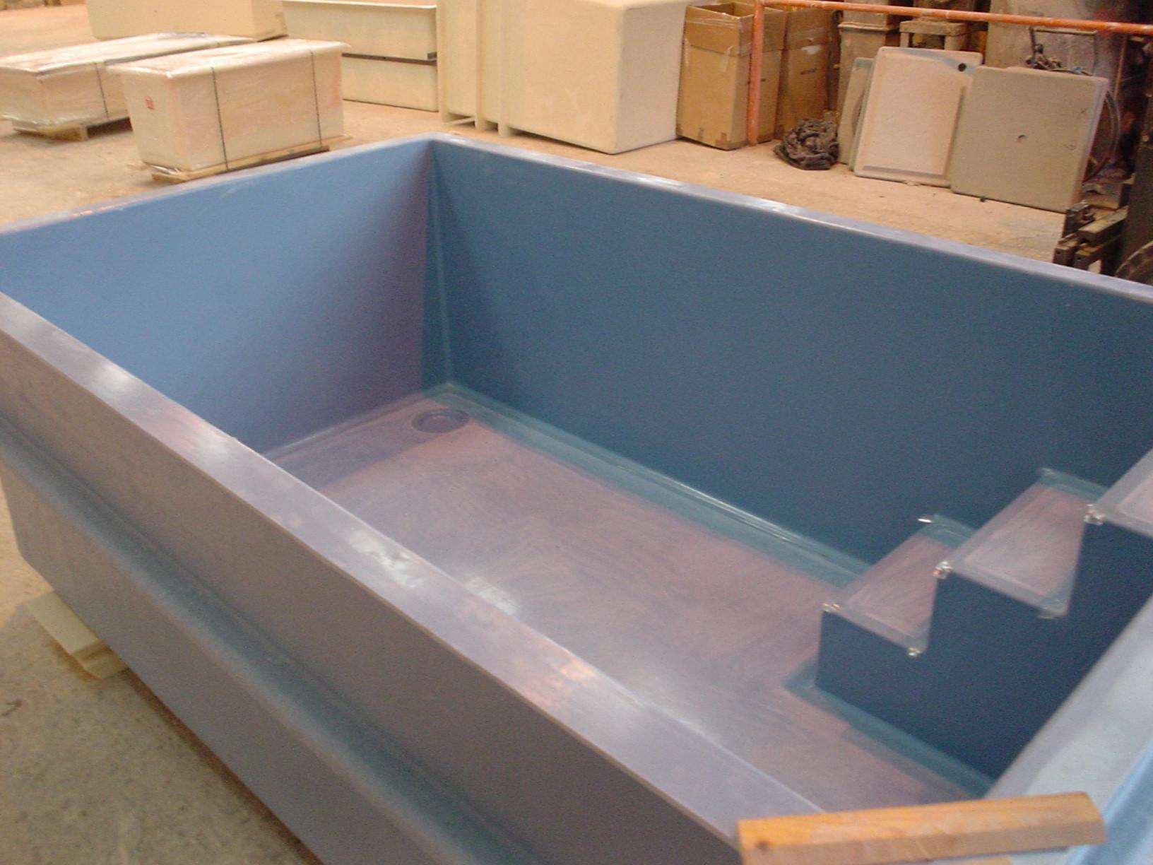 baptismal tank