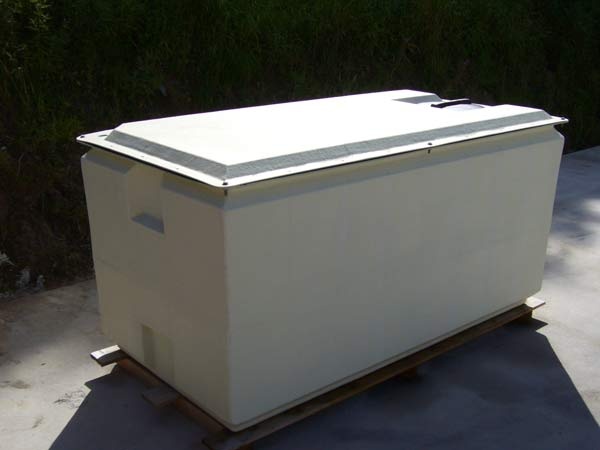 GRP Break Tanks