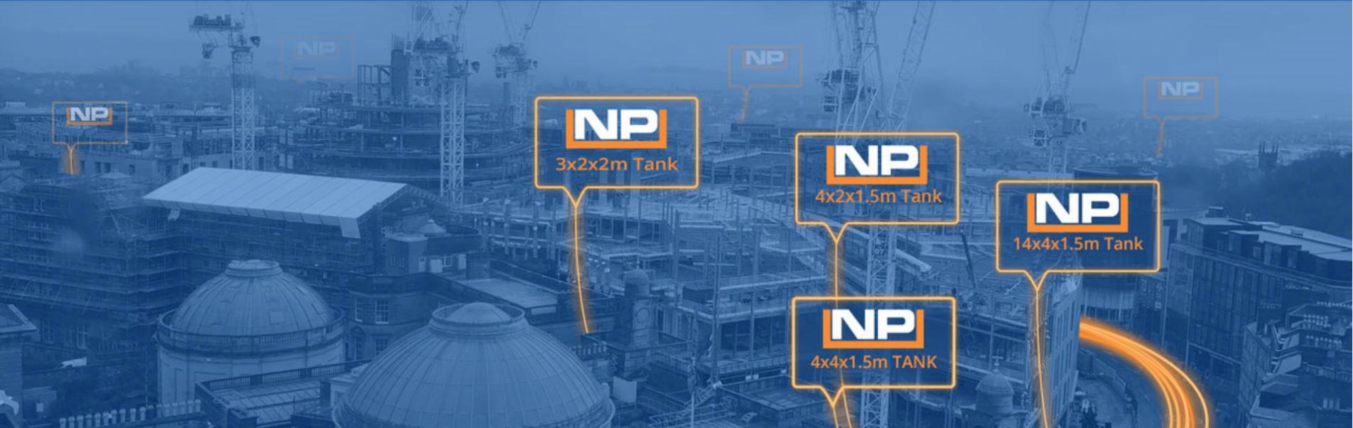 Nicholson Plastics GRP Tanks