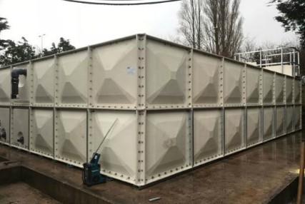 Sectional Tank Install Nicholson Plastics