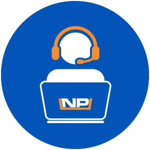 NP webstore ONLINE SUPPORT