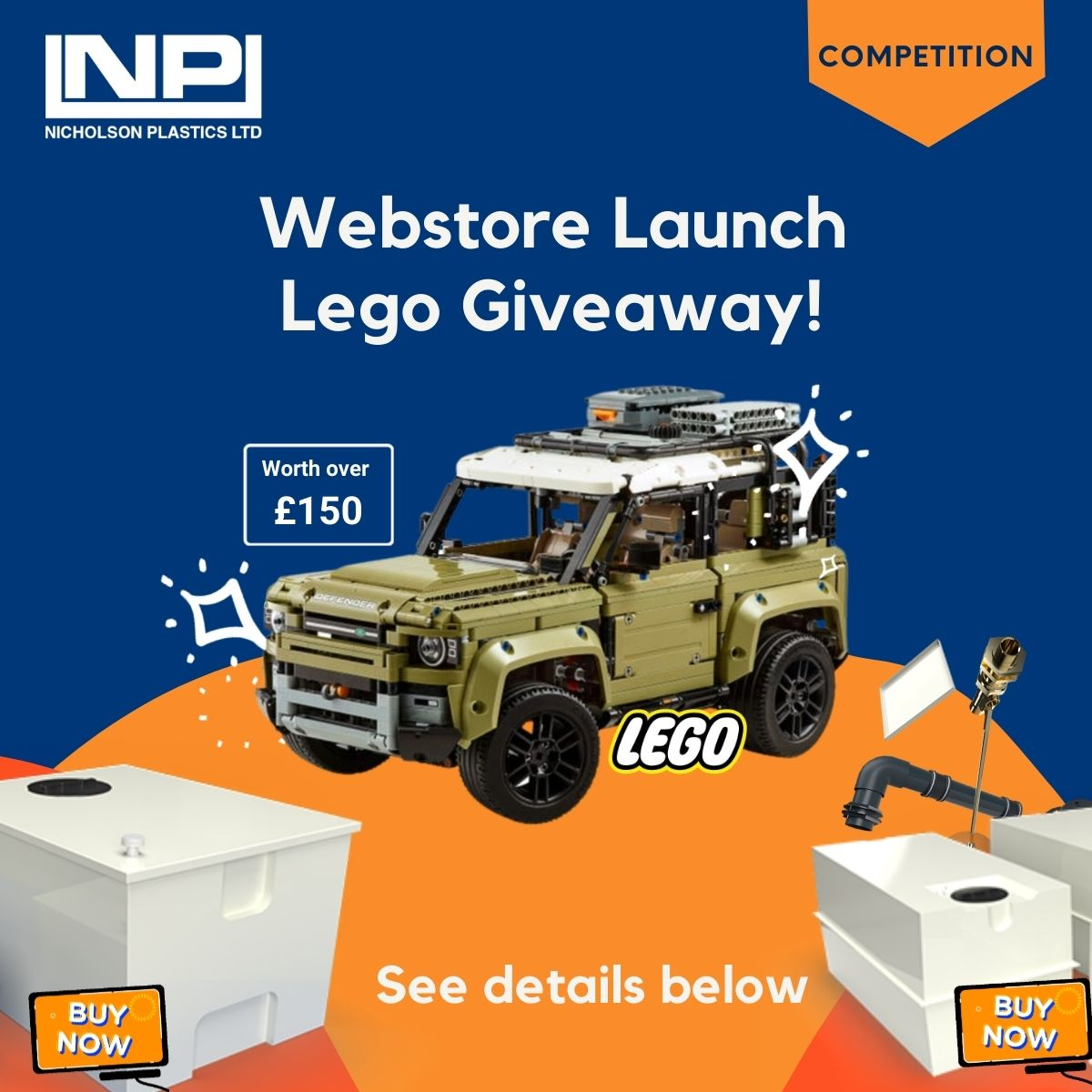 NP webstore competition