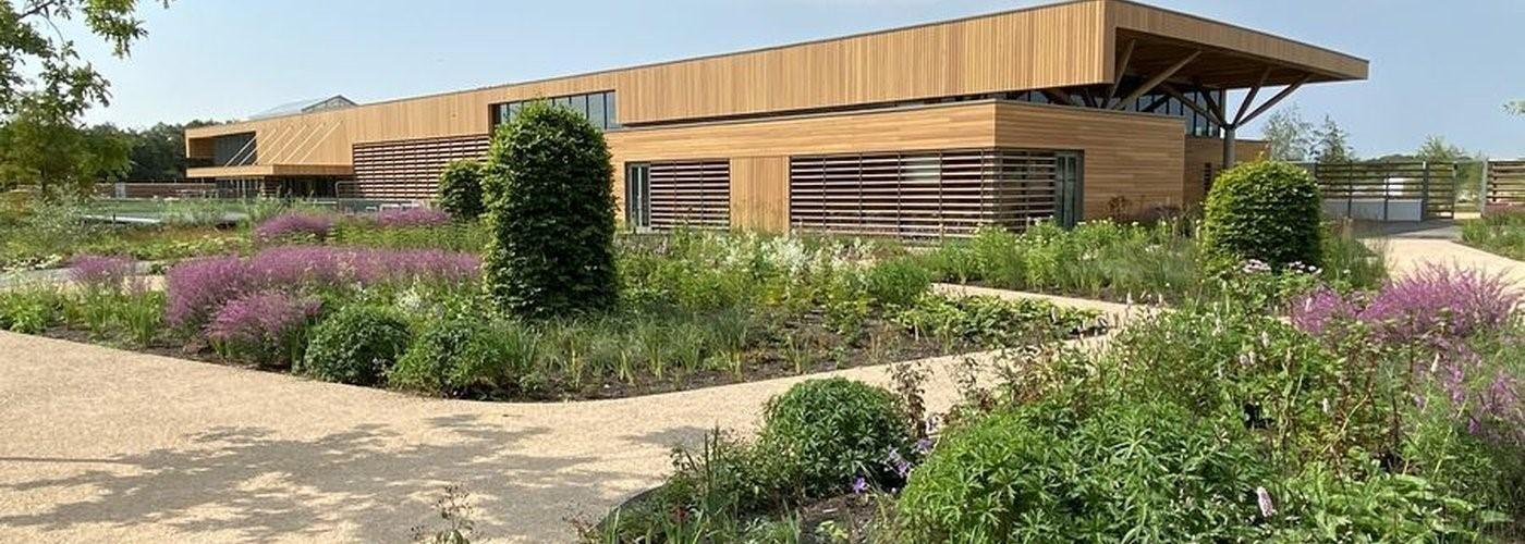 Garden Centre Irrigation Tank Installation
